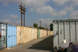 Ace Storage Container Rentals in Chatsworth California Secure